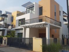 Cho thuê Villa Riviera, Quận 2, có diện tích sử dụng 400m2, 2 tầng 4PN