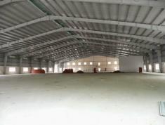 Cho thuê kho chứa hàng tại KCN Cát Lái, Quận 2. DT: 500m2 - 700m2, giá 70.000đ/m2/th