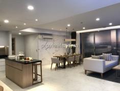 Bán căn hộ Waterina Suite, Quận 2, 4 mặt tiền, DT 144m2, 3 phòng ngủ, nhà thô