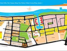 Cần bán lô đất biệt thư khu dân cư Đông Thủ Thiêm, Q2, giá 47 tr/m2