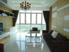 Cho thuê căn hộ The Vista An Phú Q2: 101m2, PK, 2PN, 2WC, nội thất đầy đủ. Giá 1000 USD/tháng