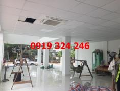 Cho thuê tòa nhà văn phòng trống suốt 500m2 ở Thảo Điền, giá 105 triệu/th
