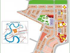 Bán đất diện tích nhà phố khu An Phú An Khánh, quận 2. 0909817489