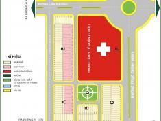 Bán đất biệt thự dự án công ích quận 2, phường Bình Trưng Tây, quận 2, sau bệnh viện. 0909817489