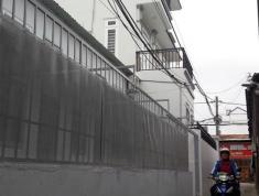 Bán nhà quận 2, đường Lê Văn Thịnh, nhà mới xây có 2 căn nhà trọ đang cho thuê