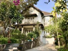 Bán biệt thự ven sông Sài Gòn đẹp nhất khu Thảo Điền, Quận 2. Giá 120 tỷ