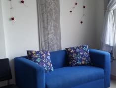 Cho thuê căn hộ 2 phòng ngủ, mới, đủ nội thất mặt tiền Đồng Văn Cống Quận 2