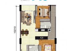 Bán suất thương mại căn góc block A, chung cư Bộ Công An, Quận 2, full nội thất cao cấp. 0938818048