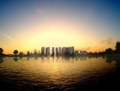Dimond Riverside đột phá thiết kế, chuẩn căn hộ xanh 3 mặt giáp sông