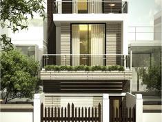 Bán nhà phố đường Nguyễn Hoàng, khu An Phú An Khánh, quận 2. 0909817489
