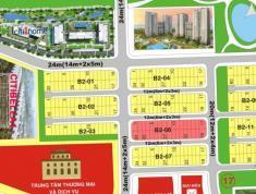 Bán nền đất sổ đỏ Cát Lái, quận 2 diện tích 100 - 110m2 giá từ 3.9 tỷ đến 4.2 tỷ