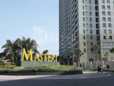 Căn hộ Masteri Thảo Điền cần cho thuê, căn 2 - 3PN giá từ 17tr/tháng