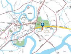 Cần bán gấp dự án Gem Riverside, 1PN, 50m2, trung tâm quận 2, view Landmark 81. 0906 333 921
