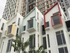 Cho thuê tầng trệt nhà phố La Astoria 1, Nguyễn Duy Trinh, Q2. 5m x 20m, giá 11 tr/tháng