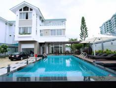 Villa Ánh Mai 785m2, ngang 38.4m của chú Mười, có sổ hồng riêng, ở mặt tiền Nguyễn Duy Trinh
