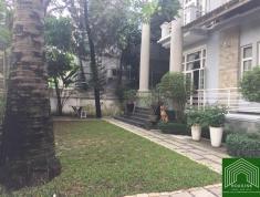 Cho thuê villa Nguyễn Văn Hưởng, 400m2, 4PN, 4WC, giá 88 tr/tháng