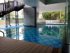 Cho thuê căn hộ cao cấp Krisvue Quận 2, Giá 8,2 triệu (55m2, 1 phòng, có NTCB). Tel. 0918860304