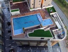 Bán căn hộ The CBD Quận 2, Căn góc, 3 phòng, 2wc, nhà trống. Giá 2 tỷ/tổng. Lh 0918860304