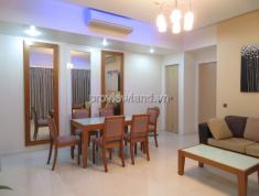 Cần cho thuê căn hộ tại The Vista 2 phòng ngủ, 1 phòng làm việc tầng cao