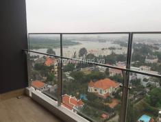Bán căn hộ cao cấp The Nassim Thảo Điền, 2 phòng ngủ, view sông, 86m2, nội thất cơ bản