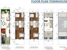 Cần bán nhà 1 trệt, 3 lầu dự án Lakeview, Q2, MT đường D, view hồ