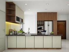 Cho thuê căn hộ chung cư 3PN, full nội thất, tại Đảo Kim Cương, Quận 2. Diện tích 118m2, 40 tr/th
