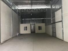 Cho thuê kho xưởng phường Bình Trưng Tây, Q2, đường xe tải. DT 270m2, 2 phòng, 2WC, giá 27 tr/th