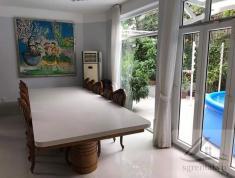 Cho thuê villa Quốc Hương 200m2, 3PN, 4WC giá 59 tr/tháng