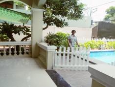Cho thuê nhà đường Nguyễn Văn Hưởng, Thảo Điền, Quận 2, 400m2, giá 73.5 triệu/tháng