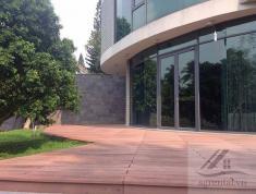 Cho thuê Biệt thự Thảo Điền diện tích lớn để ở,làm VP,showroom,trường học giá 130tr/tháng LH 0909246874
