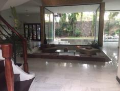 Cho thuê villa Đặng Hữu Phổ, Thảo Điền, Quận 2, 600m2, giá 136.5 triệu/tháng