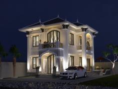 Bán biệt thự Nguyễn Ư Dĩ, Thảo Điền, 160 tỷ, 1500m2, thiết kế cổ điển. 0826821418