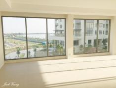 Bán căn hộ 221m2 (có sân vườn rộng 79m2), tháp Bora Bora, view sông SG, công viên, 40 tr/m2
