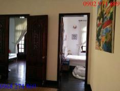 Cần bán villa tại đường 4, P. Bình Khánh, Quận 2, diện tích 24,36 x 26,96m, giá chỉ 45 tỷ
