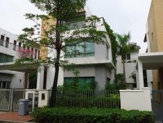 Biệt thự Villa Riviera Quận 2 355m2, 1 trệt 2 tầng, 4 phòng ngủ cần bán có sổ hồng
