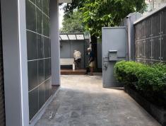 Cho thuê nhà villa tiện ở và làm văn phòng đường Trần Não, Bình An, giá 60tr/tháng, LH: 0909246874