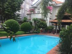 Biệt thự Thảo Điền, đường Ngô Quang Huy, sân vườn, hồ bơi, nội thất cao cấp