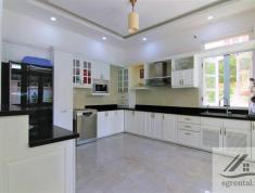Cho thuê villa Thảo Điền 750m2, 5PN, full nội thất, giá 105 triệu/tháng (4500$)