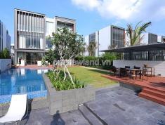 Bán biệt thự sân vườn tại Holm Villas 3 tầng, 4PN diện tích 272m2 nhà rất cao cấp
