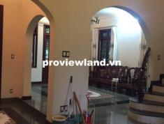 Chủ nhà cần tiền gấp bán nhanh căn villa Thảo Điền 355m2 3 tầng 5PN, giá mềm