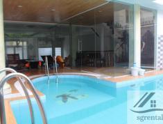 Cho thuê villa Thảo Điền, 200m2, 6PN, nội thất đầy đủ, 64 tr/th, phù hợp để ở, làm VP. 0919324246