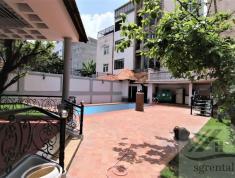 Cho thuê villa compound Thảo Điền, 400m2, 3PN, giá 70tr/th, sân vườn để ở, văn phòng, LH 0909246874
