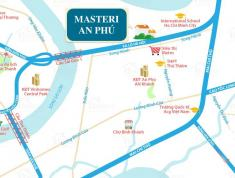 Cần bán căn hộ Masteri An Phú, 2pn, 70m2, 3.5 tỷ, view sông. LH 0909 182 993
