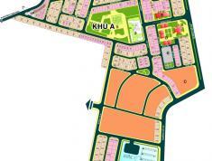 Bán đất nền An Phú An Khánh, mặt tiền đường Trần Lựu, quận 2, DT 5x22m, giá 170 tr/m2. 0907782122