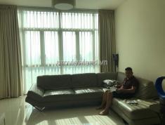 Cho thuê căn hộ toà T5, The Vista, 3 phòng ngủ, 135m2, có nội thất, giá tốt