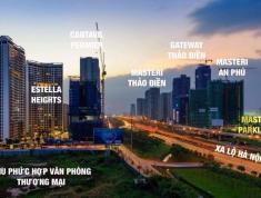 Masteri Parkland, dự án hot của CĐT Masteri Thảo Điền, Xa Lộ Hà Nội, quận 2, LH 0901464307