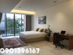 Cần cho thuê villa quận 2 làm văn phòng, diện tích 235m2, giá 21 triệu/tháng