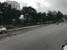Cho thuê đất đường 56 KDC Đông Thủ Thiêm, lô góc 230m2, 20tr/tháng. LH 0903824249