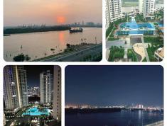 Bán căn hộ 3PN, tháp Maldives, căn góc 2 view sông Sài Gòn Q. 1, hồ bơi resort, chênh 200 triệu