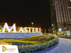 Cho thuê shophouse Masteri Thảo Điền, Q. 2, DT 105m2, 1 trệt, 1 lầu